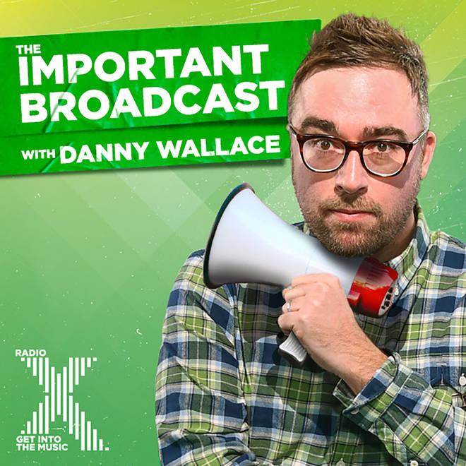 The Danny Wallace Important Broadcast Podcast