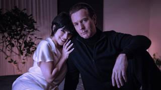 Krysta Rodriguez and Ewan McGregor in Netflix's Halston