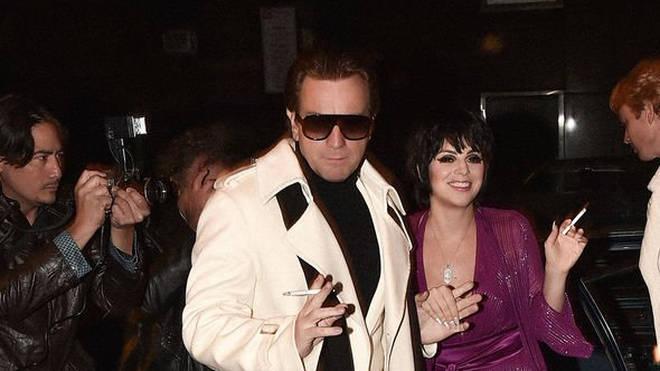Halston and Liza regularly hit up New York's Studio 54
