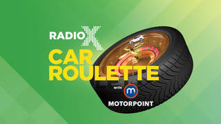 The Chris Moyles Show: Car Roulette with Motorpoint