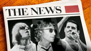 Liam Gallagher, John Lennon, Freddie Mercury: guess the musical year!