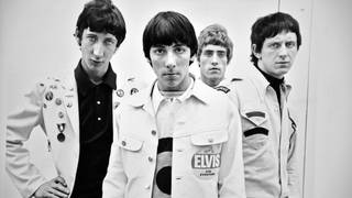 The Who at the time of My Generation in 1965: Pete Townshend, Keith Moon, Roger Daltrey  and John Entwistle