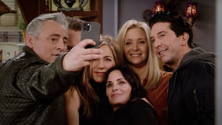 Friends: The Reunion official trailer revealed