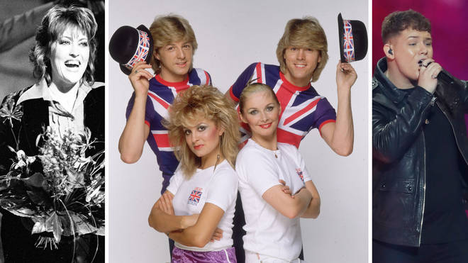 Katrina and the Waves, Buzz Fizz and Michael Rice top the most streamed UK Eurovision songs