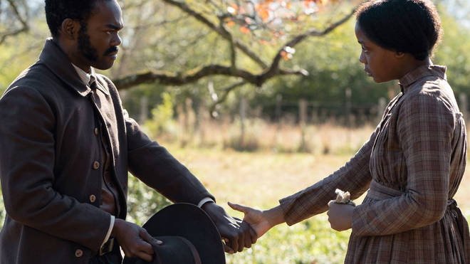 The Underground Railroad is based on a true story of a secret network designed to help slaves escape