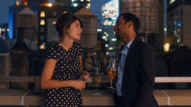 Aziz Ansari's character Dev met Francesca whilst living in Modena