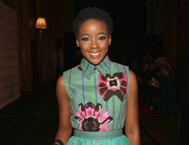 Thuso Mbedu at the Young Creatives Awards Ceremony in 2018