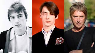 Paul Weller through the years