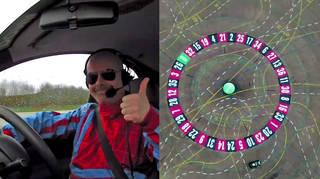 The Chris Moyles Show: Car Roulette