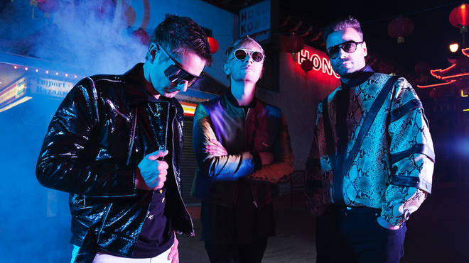 Muse in 2018