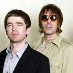The Gallagher Brothers at The Albert Hall in 2003