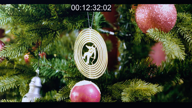 Chris Moyles Christmas Ad