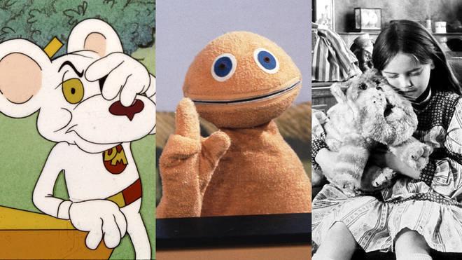 Three classic children's TV shows