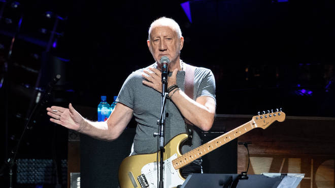 The Who's Pete Townshend