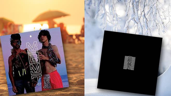 Summer albums or winter albums?