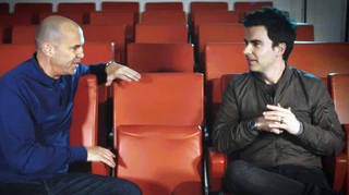 Johnny Vaughan gets advice on how to be a frontman from Stereophonics' Kelly Jones