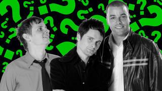 Muse:  Dom Howard, Matt Bellamy, and Chris Wolstenholme