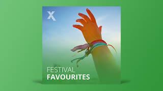Radio X Festival Favourite Playlist