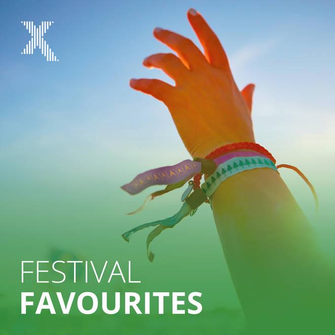 Radio X Festival Favourites Playlist