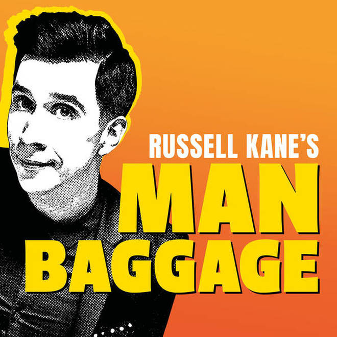 Russell Kane's Man Baggage podcast