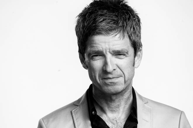 Noel Gallagher at the Hyundai Mercury Prize 2018