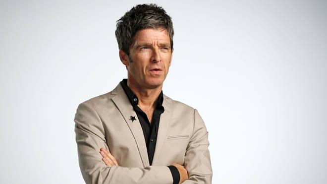 Noel Gallagher in 2018