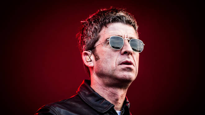 Noel Gallagher's High Flying Birds performing live at Pinkpop Festival 2018