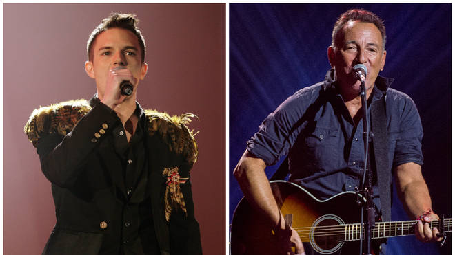 Bruce Springsteen is teaming up with The Killers and John Mellencamp for new collab