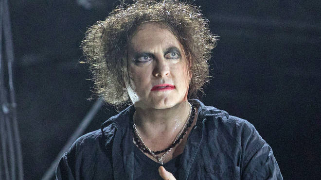 Robert Smith of The Cure in October 2019