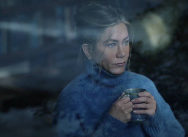 Jennifer Aniston teased that the COVID-19 pandemic would be incorporated into season two