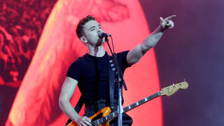 Mike Kerr of Royal Blood at Reading Festival 2019 - Day One
