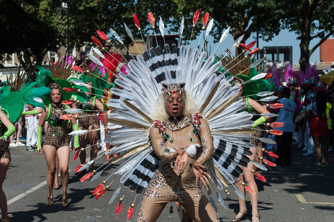 Notting Hill Carnival 2019 Grand Finale in London