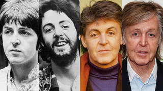 Paul McCartney through the years: 1967, 1972, 1987 and 2018