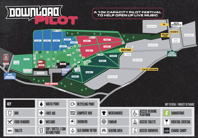 You can download the Download Pilot map from their official website