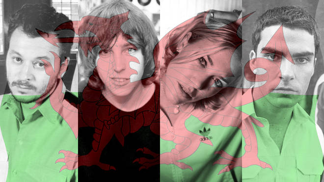 Some great Welsh artists: Manic Street Preachers, Catfish & The Bottlemen, Catatonia and Stereophonics