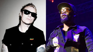 The Prodigy's Liam Howlett and Wu-Tang Clan's RZA