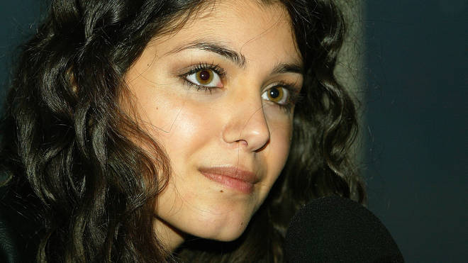 Katie Melua in 2004