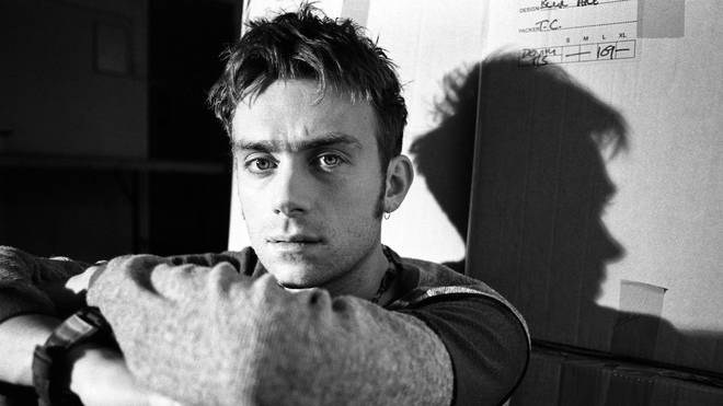 Damon Albarn in 1995