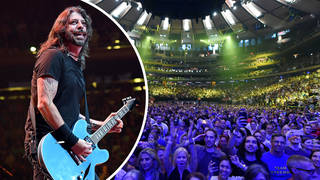 Dave Grohl opens Madison Square Garden with Foo Fighters