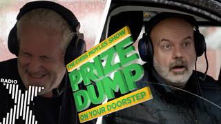 The Chris Moyles Show Prize Dump heads to Huddersfield
