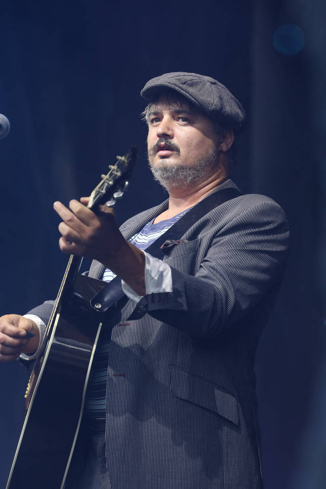Pete Doherty has been on stage performing recently
