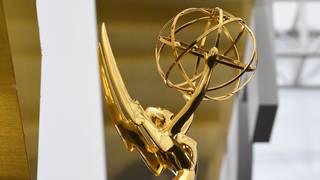 Emmy statuette in 2019