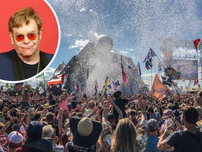 Elton John is rumoured to play Glastonbury 2022