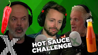 Hot Sauce Challenge!