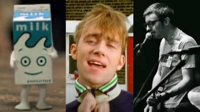 Some classic Blur videos... but which ones are they?