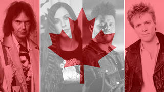 Great Canadian musicians: Neil Young, Alanis Morissette, The Weeknd and Bryan Adams