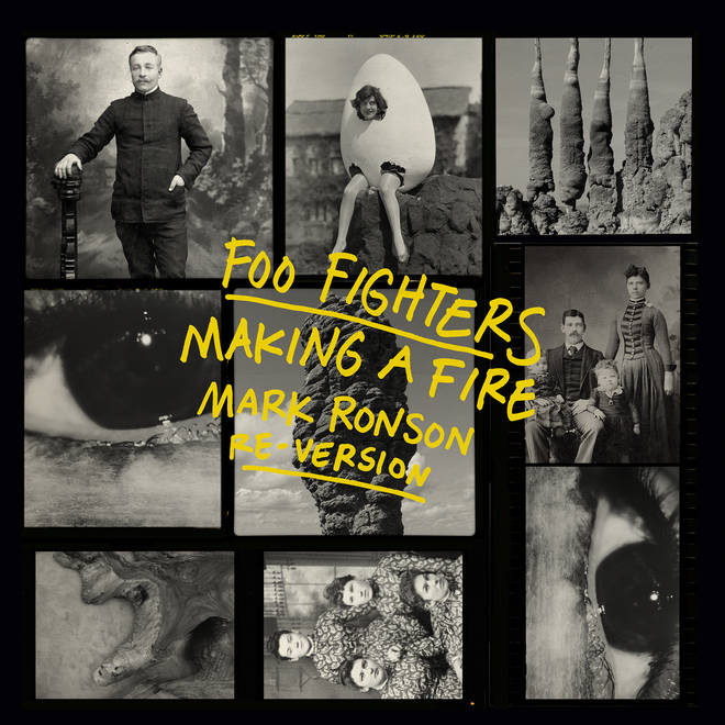 Foo Fighters - Making A Fire (Mark Ronson Re-Version)