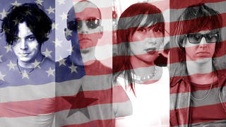 Generation-defining American artists: The White Stripes, R.E.M., Yeah Yeah Yeahs and The Strokes