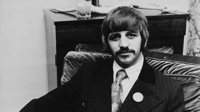Ringo Starr in May 1967, just before the release of The Beatles' Sgt Pepper's Lonely Hearts Club Band album