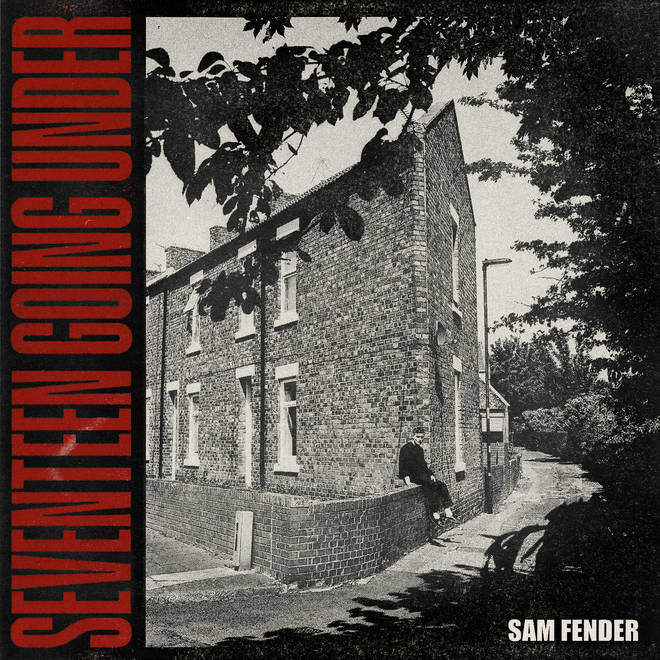 Sam Fender - Seventeen Going Under album cover